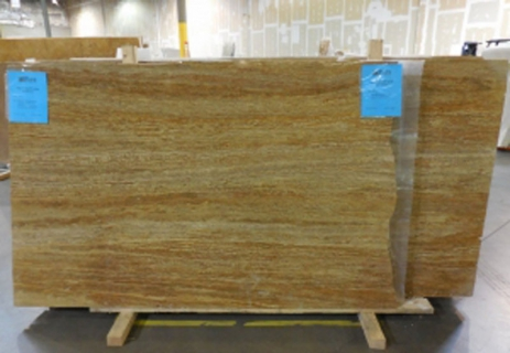 Yellow Travertine - Travertine